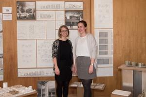 1.Platz: Clara Kern und Jana Thalmann, TU Braunschweig
