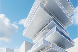 Architektonische Visionen der Lebens- und Arbeitsräume der Zukunft<br />