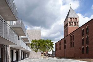 City inklusive - integratives Wohnen in Troisdorf  Bauherr: Josefs-Gesellschaft gGmbH, Köln Architektur: schultearchitekten, Köln