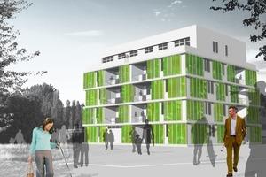 Bioreaktive Fassade/Arup<br />
