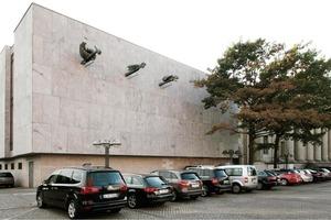 Durfte in diesem Jahr mit Ach und viel Krach 50 werden: Der Plenarsaal des Niedersächsischen Landtages<br />