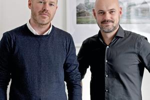 Marc Matzken und Heiko Kampherbeek