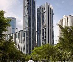 Finalist: The Troika, Kuala Lumpur Architekten: Foster + Partners, London