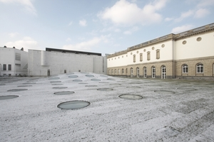 Nike für Neuerung: Erweiterung Städel Museum, Frankfurt am Main (Arch.: schneider+schumacher)
