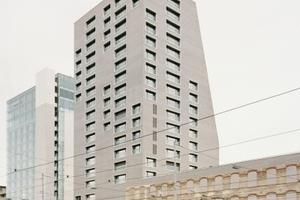 """Winner Silver in der Kategorie """"Wohnungsbau/ Geschosswohnungsbau"""": Projekt Escher Terrassen, Zürich von E2A Piet Eckert und Wim Eckert Architekten, Zürich"""
