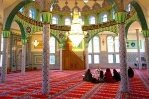 Fathi Moschee - Azur Yilmaz