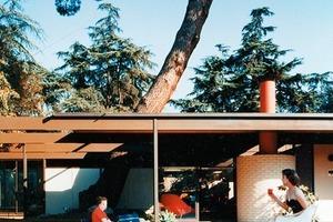 Ein Klassiker: Case Study House No. 20 (Haus Bass), 1958, Altadena, Kalifornien<br />