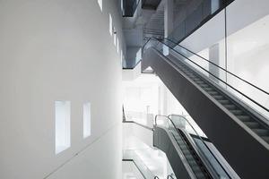 """""""Kunstvertikale"""" im U-Turm der ehemaligen Union-Brauerei, Dortmund<br />"""