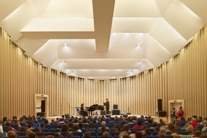 Paper Concert Hall, 2011, L'Aquila, Italien