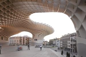 Finalist: Metropol Parasol (Kultur- und Geschäftszentrum), Sevilla, Spanien, J. Mayer H., Berlin