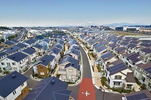 """Nachhaltig für die kommenden 100 Jahre: """"Fujisawa Sustainable Smart Town"""""""