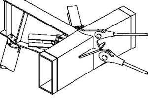 Detailpunkt 2, Isometrie, o.M.
