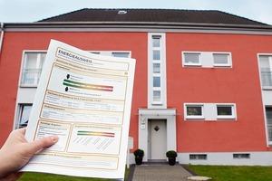Sanieurng erfolgreich: gute Noten im Pflichtenheft Energieausweis<br />