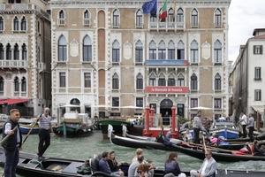 Ob Biennale oder nicht: 28 Mio. Besucher jährlich muss diese Stadt verkraften