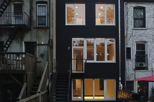 Tighthouse (Brooklyn/New York, USA), Fabrica718 with studio Cicetti, architect pc