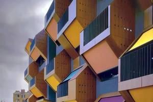 Honeycomb Apartments - Ofis Arhitekti