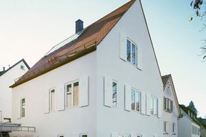 Wohnhaus auf dem Rotenberg - Prof. Christine Remensperger, Stuttgart