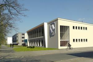 Entwurf der zukünftigen Fassade - Reiner Becker Architekten