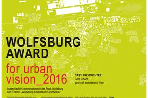 Wettbewerb: urban vision 2016