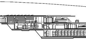 Schnitt AA, M 1:750