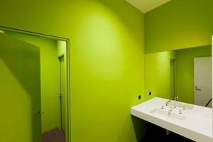 WC in frischen Farben<br />