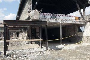 Spektakuläre Unterfangungen retten statisch indifferente Bauteile am Adlerhof