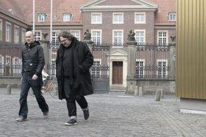 Nach getaner Arbeit: modulorbeat (Marc Günnewig und Jan Kampshoff (r.))
