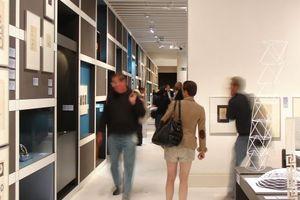 Modell Bauhaus, Blick in die Ausstellung im Martin-Gropius-Bau