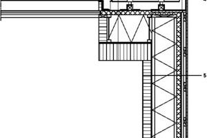 Detail Ortgang, M 1:33<sup>1</sup>/3