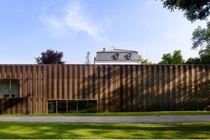 Villa Vauban, Kunstmuseum, Luxemburg - Diane Heirend & Philippe Schmit, Luxemburg