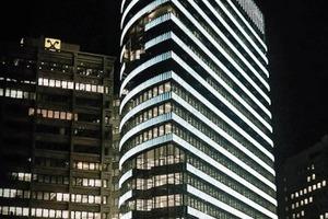 Erstes ÖGNB zertifiziertes Bürohochhaus in Wien/AT: RHW.2-Towers von Atelier Hayde Architekten und Maurer und Partner