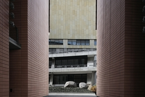 Hans Scharoun hat ihn nicht gekommen, aber einen Ort gebaut, an dem der Schinkel-Preis in 2015 verliehen wird: die Staatsbibliothek zu Berlin