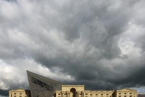 Südansicht des Museums<br />