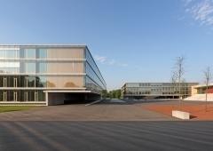 Berufskolleg Max-Born und Herwig-Blankertz, Recklinghausen - scholl architekten partnerschaft, scholl.barbach.walker, Stuttgart