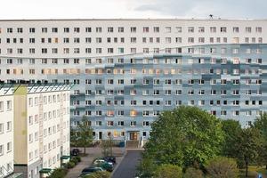 Förderpreis: Hochhaus Fischreiherstraße 15-19, Senftenberg