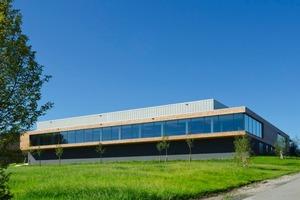"""Preis: F 64 Architekten, Dreifachsporthalle """"PanoramArena"""" in Wiggensbach"""