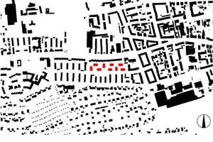 Schwarzplan neu, M 1:12500
