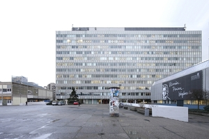 Juridicum mit der phantastischen Bibliothek Kunstgeschichte/Städelbibliothek. Beider Zukunft ungewiss