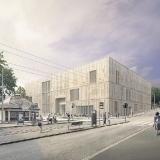Siegerentwurf Kunsthaus-Erweiterung Zürich