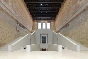 Wiederaufbau Neues Museum, Berlin - David Chipperfield Architects Gesellschaft von Architekten, Berlin
