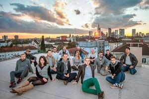 Das OnTop-Team der FH Frankfurt a. M. will auf die Dächer gehen