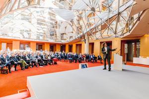 """Auf dem Symposium """"Architekturqualität im kostengünstigen Wohnungsbau"""" wurden im April 2015 Kostentreiber ermittelt und mögliche Lösungsansätze für  kostengünstigen Wohnungsbau gesucht"""