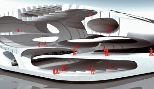 """Dirk Henning Braun, Professor für Gebäudetechnologie und Vorsitzender des Fachbeirats Architektur im VDI und das Projekt """"Bionik Zentrum Hohenlohe"""""""