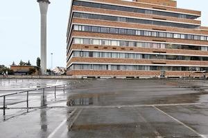Die Quelle, ehemaliges Distributionszentrum in Nürnberg. Bereit für seine Umnutzung?