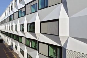 Hochschule Luzern, Architekten: Enzmann + Fischer, Zürich/CH