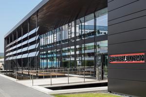 Energy Campus mit Solarfassade