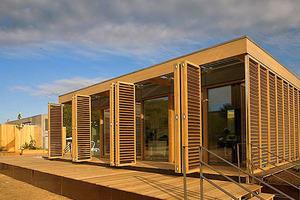 Solarhouse, solardecathlon07 - TU-Darmstadt