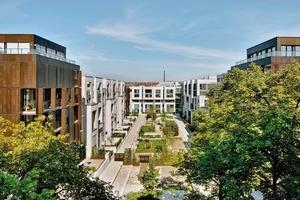 Urbanes Wohnen für verschiedene Lebensstile und- gemeinschaften. Hier findet man vielfältige Wohnungsgrößen und -grundrisse sowie eine Vielzahl von Wohnungstypologien