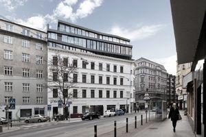 Exklusiver Dachaufbau in Wien<br /><br />