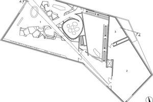Grundriss 2. Obergeschoss, M 1:500